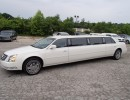 2008, Cadillac DTS, Sedan Stretch Limo, Accubuilt
