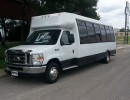2012, Ford E-450, Mini Bus Executive Shuttle, Federal