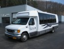 2004, Ford E-450, Mini Bus Party Limo, Krystal