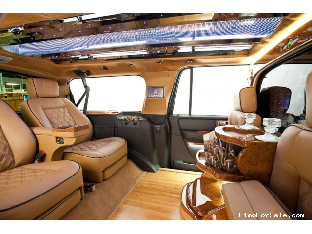 New 2013 Lincoln Navigator L Suv Limo Executive Coach