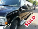 2003, Ford Excursion, SUV Stretch Limo, Springfield