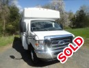 2008, Ford E-450, Mini Bus Executive Shuttle, Diamond Coach