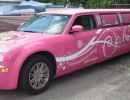2008, Chrysler 300, Sedan Stretch Limo, S&S Coach Company