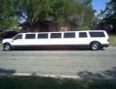2001, Ford Excursion XLT, SUV Stretch Limo, Krystal