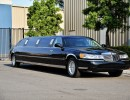 2001, Lincoln Town Car, Sedan Stretch Limo, LCW
