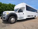 2015, Ford F-550, Mini Bus Executive Shuttle, LGE Coachworks