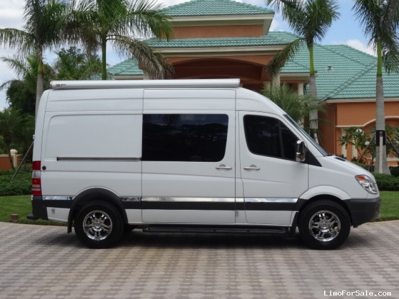 used 2013 mercedes benz sprinter van limo pinellas park florida 84 950 limo for sale. Black Bedroom Furniture Sets. Home Design Ideas