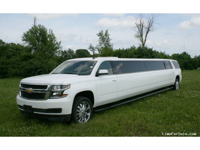 new 2015 chevrolet suburban suv stretch limo springfield springfield missouri 95 000. Black Bedroom Furniture Sets. Home Design Ideas