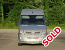 Used 2014 Mercedes Benz Sprinter Van Shuttle Tour St