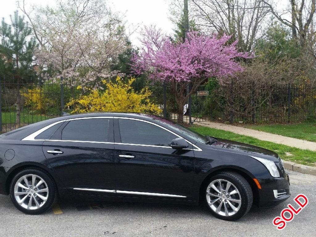 used 2014 cadillac xts sedan limo st louis missouri 47 000 limo for sale. Black Bedroom Furniture Sets. Home Design Ideas