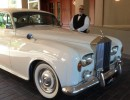 1964, Rolls-Royce Silver Cloud, Antique Classic Limo