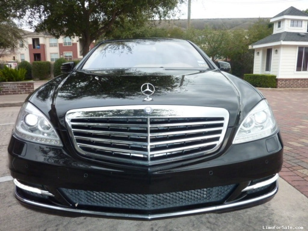 Used 2010 mercedes benz s550 sedan limo houston texas for 2010 mercedes benz for sale