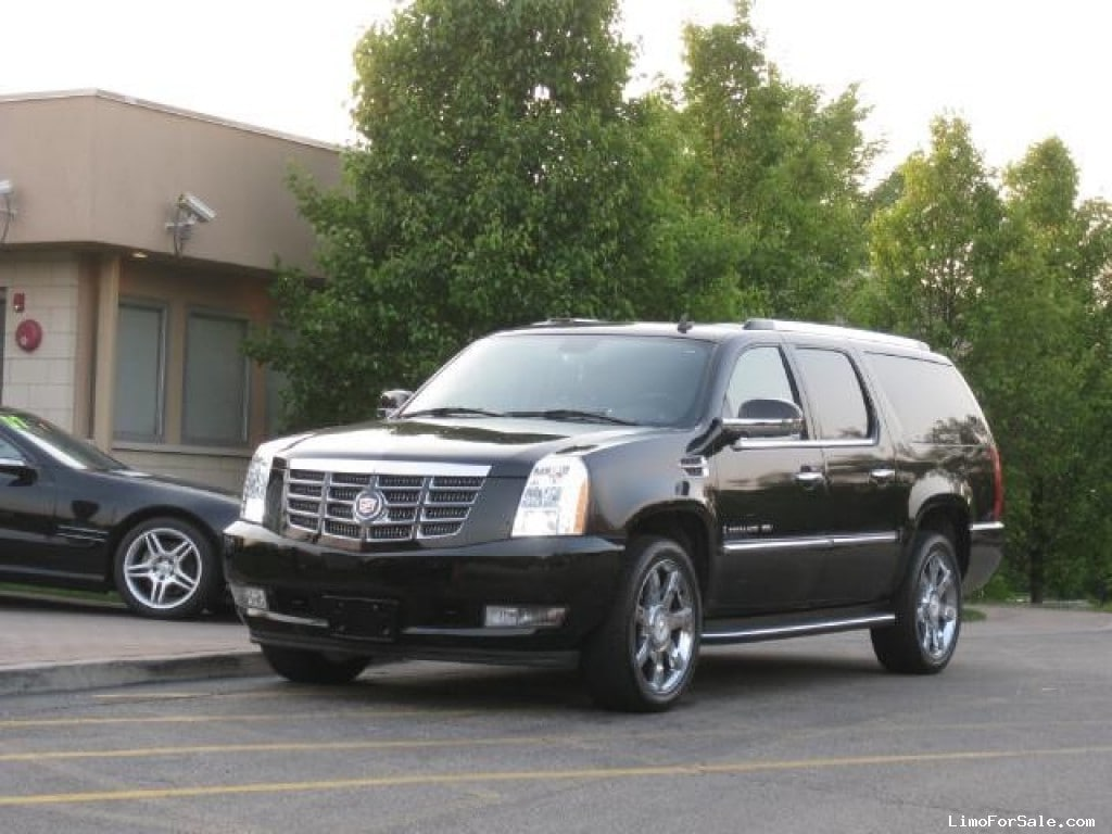 Used Cadillac Limos For Sale Auction