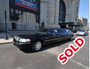 2007, Lincoln Town Car, Sedan Stretch Limo, Royale