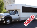 New 2015 Ford F-550 Mini Bus Shuttle / Tour Starcraft Bus - Kankakee, Illinois - $86,950