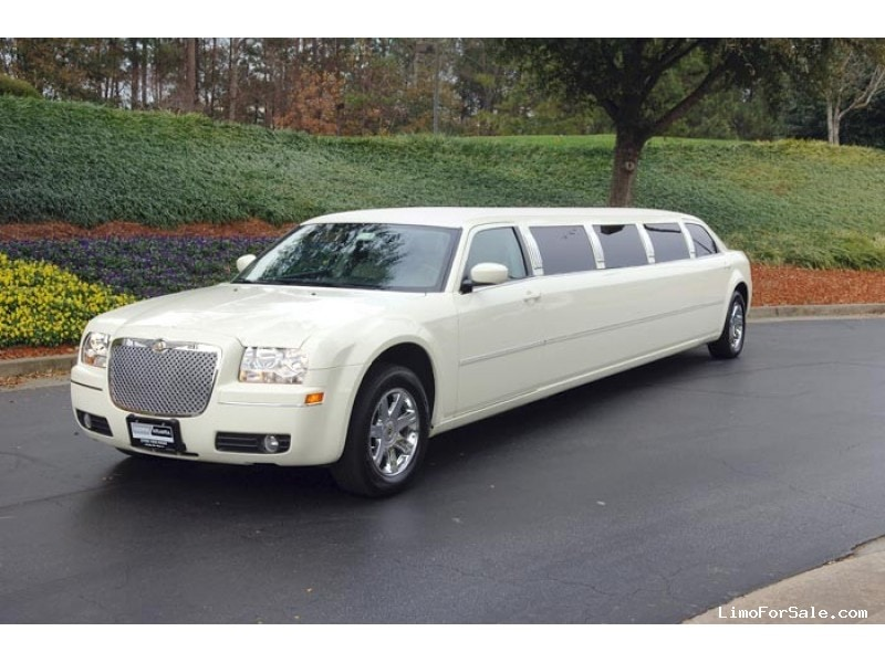 used 2005 chrysler 300 sedan stretch limo california coach santa barbara california 18 000. Black Bedroom Furniture Sets. Home Design Ideas
