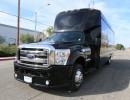 2015, Ford F-550, Mini Bus Executive Shuttle, Tiffany Coachworks