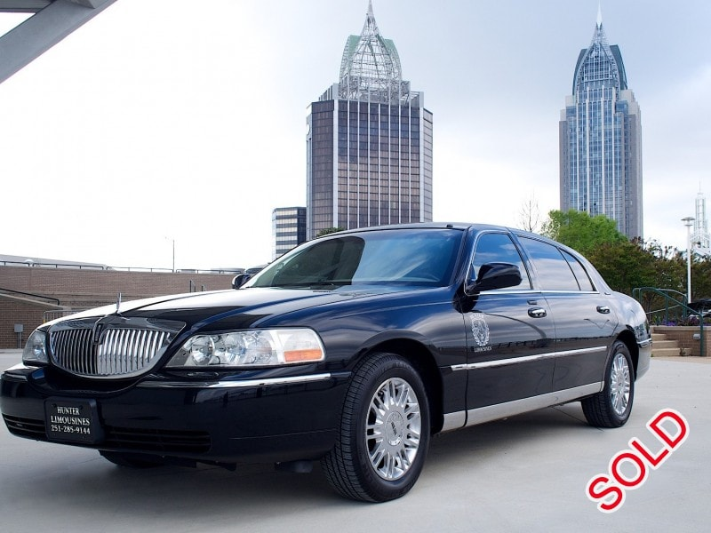 used 2006 lincoln town car l sedan limo mobile alabama 13 750 limo for sale. Black Bedroom Furniture Sets. Home Design Ideas