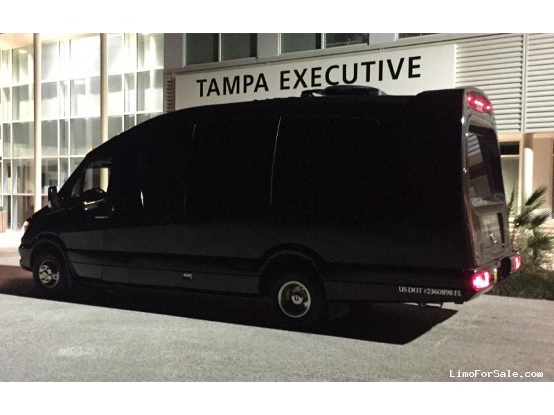 Used 2014 Freightliner Sprinter Van Limo Mauck2 - Orlando ...