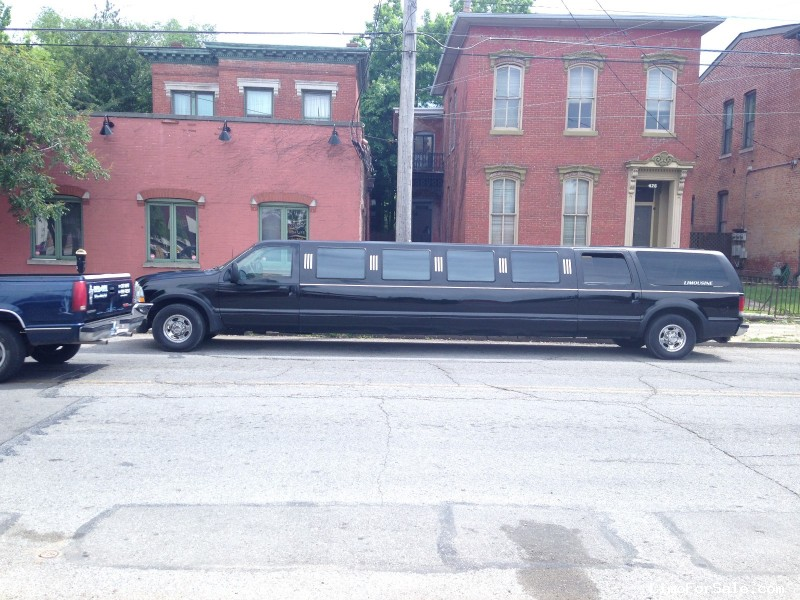 used 2002 ford excursion suv stretch limo dabryan louisville kentucky 11 500 limo for sale. Black Bedroom Furniture Sets. Home Design Ideas