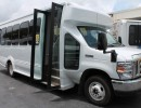 New 2016 Ford E-450 Mini Bus Shuttle / Tour Turtle Top - Pompano Beach, Florida