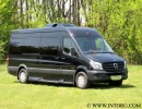 2014, Mercedes-Benz Sprinter, Van Shuttle / Tour, Scaletta Armoring