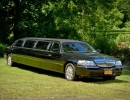2006, Lincoln Town Car L, Sedan Stretch Limo, Executive Coach Builders