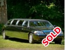 2005, Lincoln Town Car L, Sedan Stretch Limo, LCW