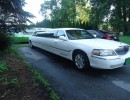 2008, Lincoln Town Car, Sedan Stretch Limo, Empire Coach