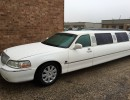 2006, Lincoln Town Car, Sedan Stretch Limo, LCW