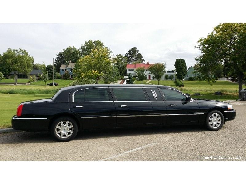 Used 2010 Lincoln Town Car L Sedan Stretch Limo Krystal Boise Idaho 14 900