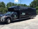 2013, Ford F-550, Mini Bus Shuttle / Tour, Turtle Top