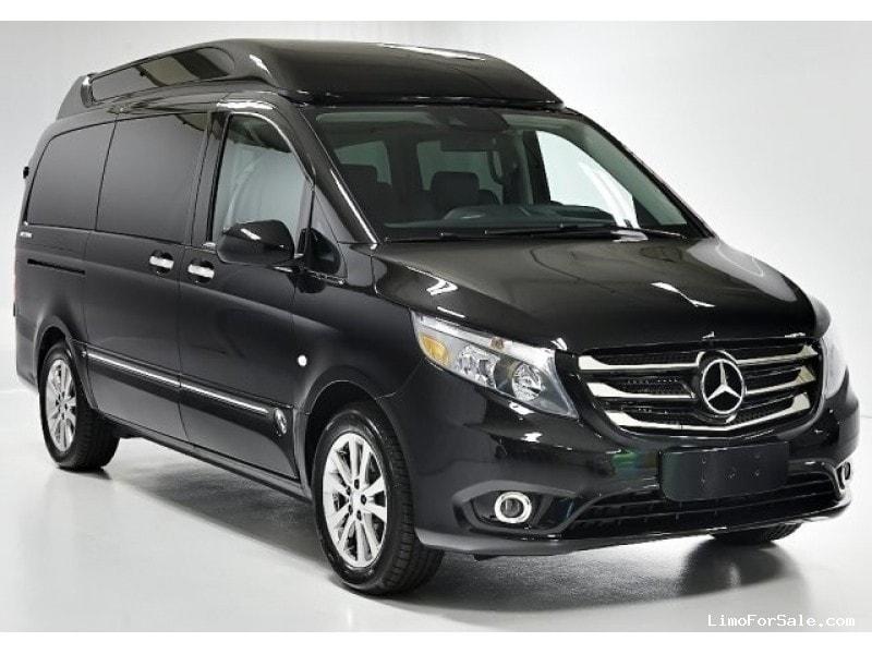 New 2016 mercedes benz viano mpv van shuttle tour for Mercedes benz mpv