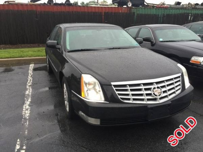used 2010 cadillac dts sedan limo rutherford new jersey 4 999 limo for sale. Black Bedroom Furniture Sets. Home Design Ideas