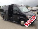 2014, Mercedes Benz Sprinter, Van Limo, Executive Coach Builders