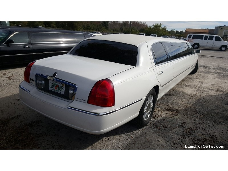 Lincoln Town Car Orlando Used