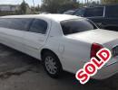 Used 2008 Lincoln Town Car Sedan Stretch Limo Executive Coach Builders - orlando, Florida - $9,500