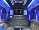 2016, Ford Transit, Van Limo, Battisti Customs