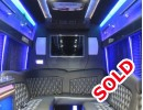 2016, Ford Transit, Van Limo, Battisti Customs
