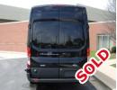 New 2016 Ford Transit Van Limo Battisti Customs - Kankakee, Illinois - $73,275