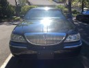 2011, Lincoln Town Car L, Sedan Limo, Executive Coach Builders