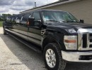 Used 2008 Ford E-350 Truck Stretch Limo Craftsmen - New Berlin, Illinois - $59,950