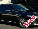 2017, Lincoln Continental, Sedan Limo