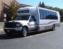 2001, Ford F-550, Mini Bus Limo, Krystal