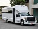 Used 2013 Ford F-550 Mini Bus Limo Tiffany Coachworks - Fontana, California - $75,900