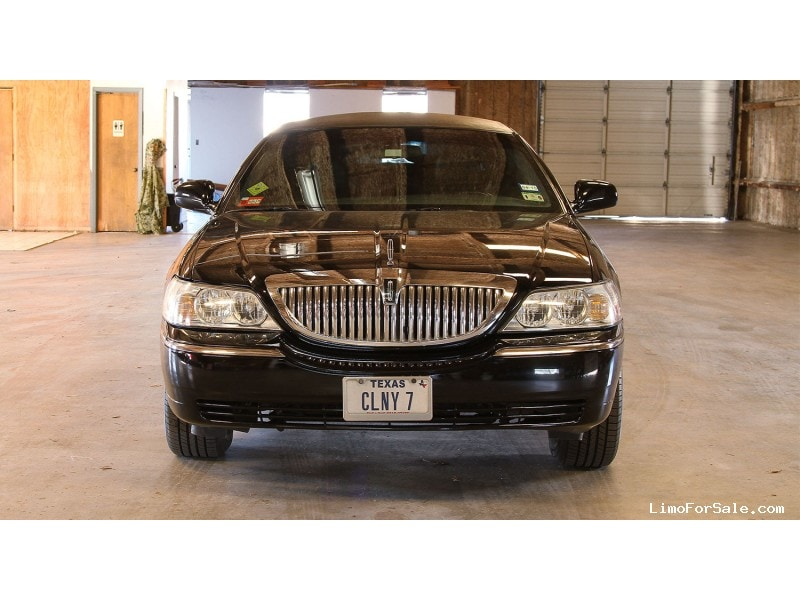 Used 2007 Lincoln Town Car Sedan Stretch Limo Executive Coach Builders - $19,700