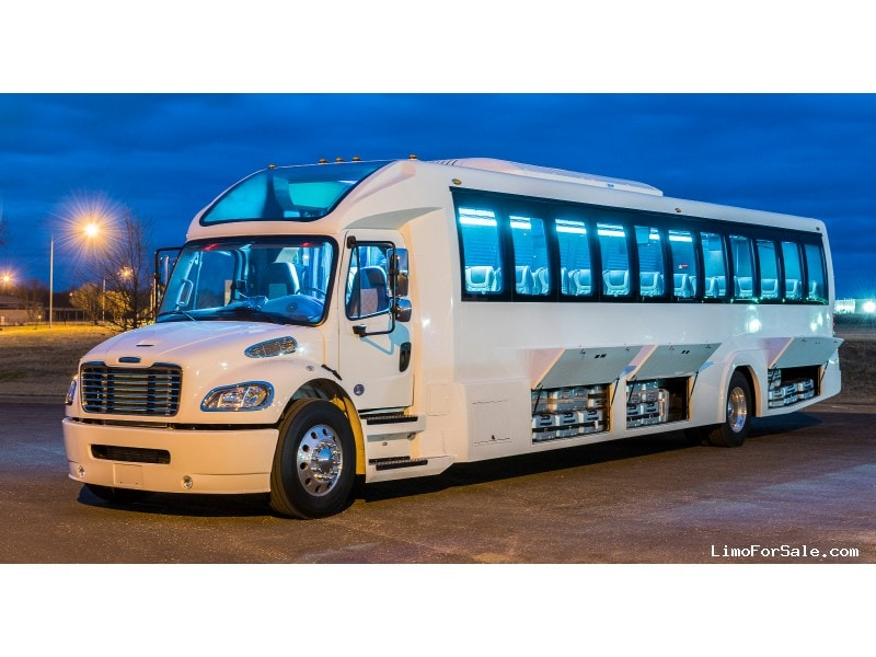 New 2018 Freightliner M2 Mini Bus Shuttle / Tour Executive Coach Builders - Carson, California