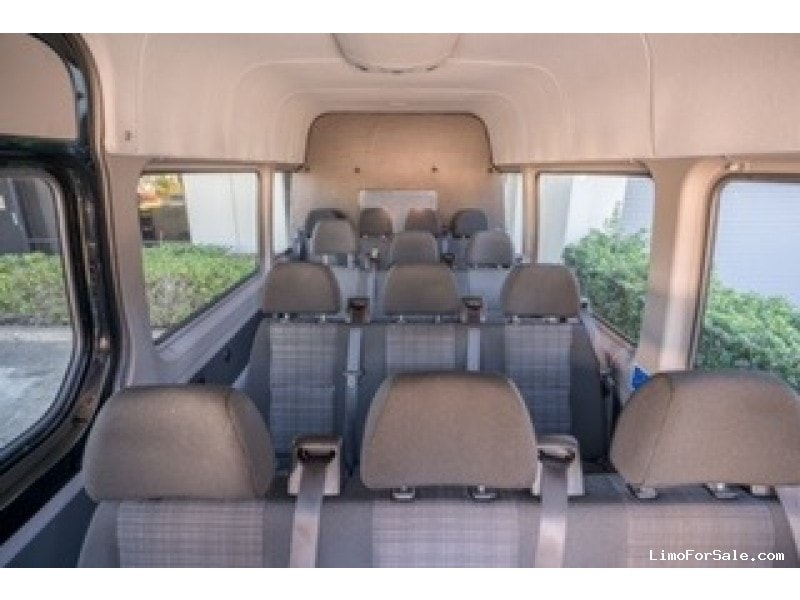 Used 2014 Freightliner Sprinter Van Limo  - South San Francisco, California - $47,000