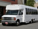 2001, Chevrolet G3500, Mini Bus Limo, Turtle Top