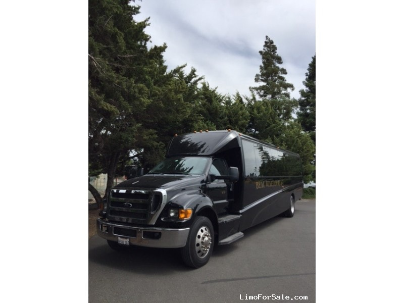 Used 2013 Ford F-650 Mini Bus Shuttle / Tour Grech Motors - sonoma, California - $105,000